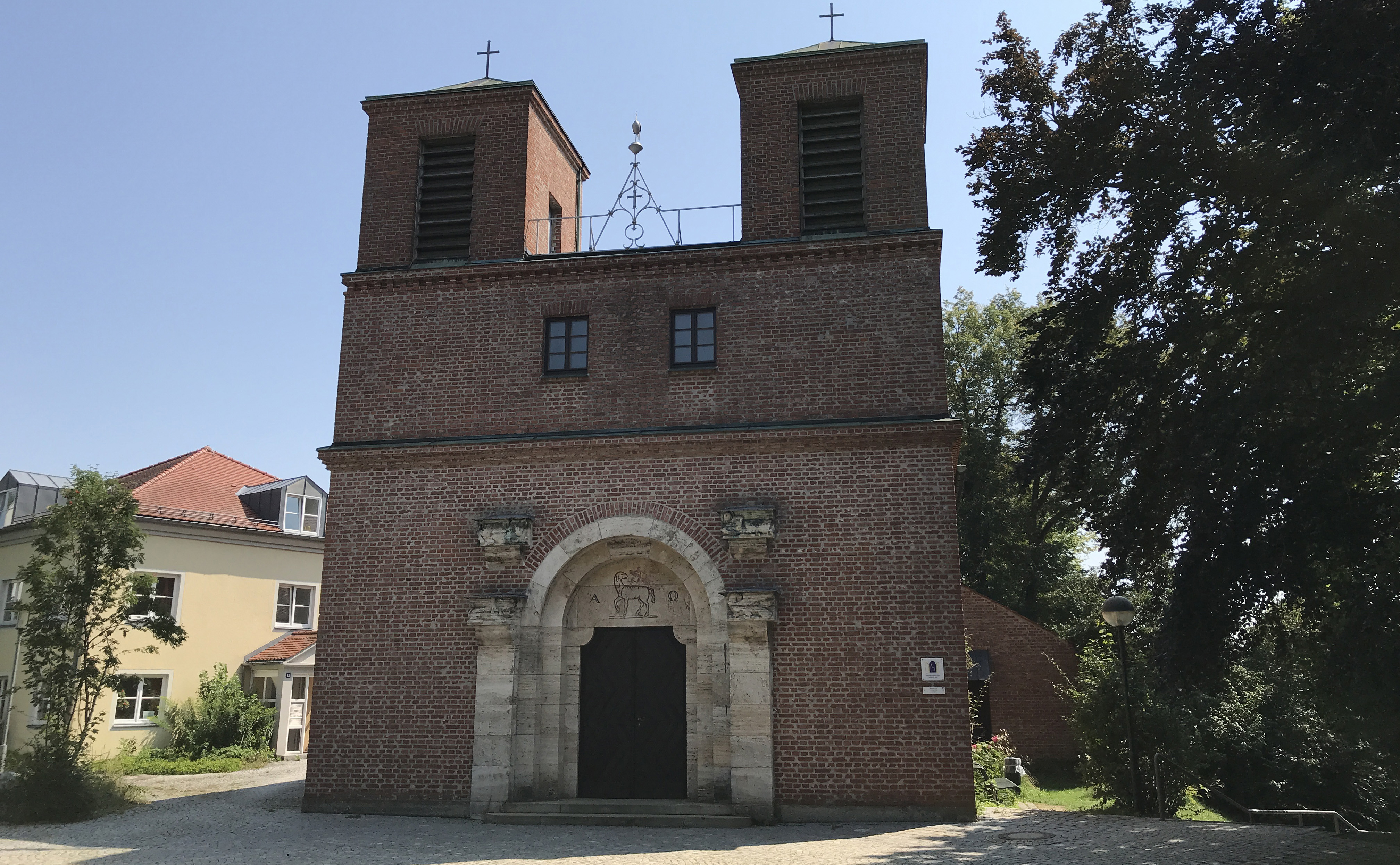 Ev. Christuskirche Gauting 4