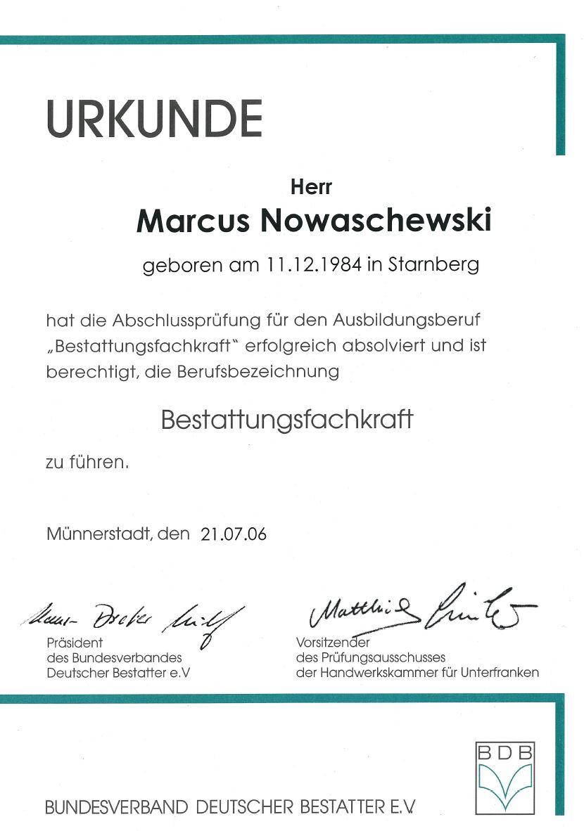 Nowaschewski Marcus