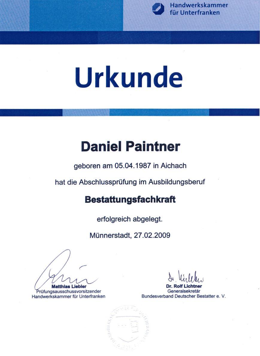 Paintner Daniel