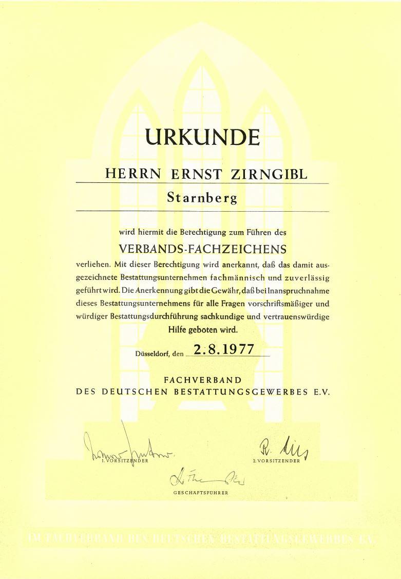 Zirngibl Ernst
