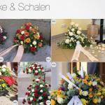 Blumen Gestecke Und Schalen